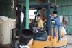 酒田商工会議所青年部 稲刈り体験 お昼ご飯