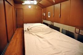 出羽桜 麹室