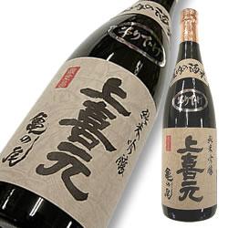 庄内の酒米 純米吟醸 上喜元 亀の尾<br>吊雫原酒  特注品