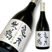 米鶴 純米大吟醸 亀の尾 限定品