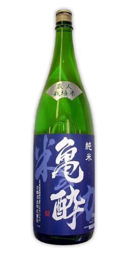 米鶴 米の力 純米 亀粋 (きっすい)
