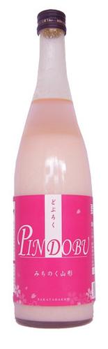 酒田醗酵 みちのく山形のどぶろく Pindobu