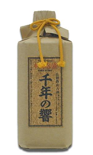 長期熟成古酒 琉球泡盛 千年の響