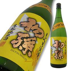 初孫 もみぢ浪漫 純米酒 限定品