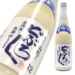 酒田醗酵 みちのく山形のどぶろく 雪化粧