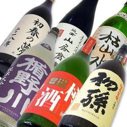 送料無料! 季節限定旬の酒 第十弾<br>720ml 6本セット