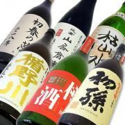 送料無料! 季節限定旬の酒 第11弾<br>720ml 6本セット