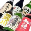送料無料! 季節限定旬の酒 第12弾<br>720ml 6本セット