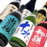 送料無料! 季節限定旬の酒 第13弾<br>720ml 6本セット