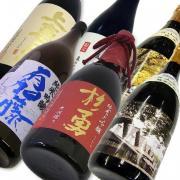 送料無料! 季節限定旬の酒 第15弾<br>720ml 6本セット