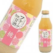 酒田醗酵 みちのく山形のフルーツ甘酒 桃