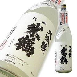 米鶴 鑑評会出品酒 あらばしり 活性にごり