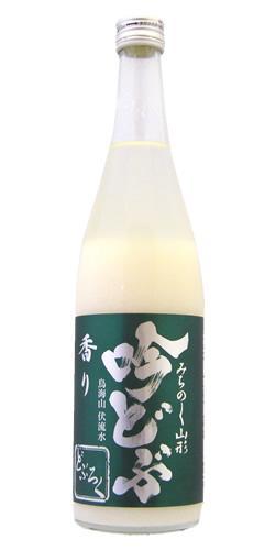 酒田醗酵 みちのく山形のどぶろく 香り吟どぶ 限定品