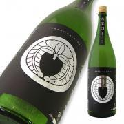 松嶺の富士 純米大吟醸 家紋ラベル 大辛口