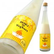 酒田醗酵 どぶDE ヨーグルト ゆず