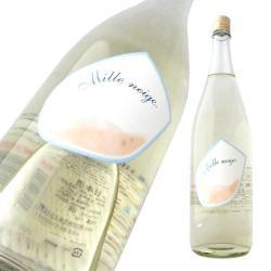 上喜元 純米吟醸生酒 Mille neige ミルネージュ<br>限定品