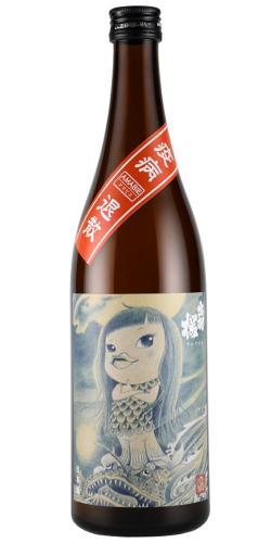 出羽桜 特別純米酒 アマビエさま