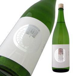 松嶺の富士 家紋ラベル 純米吟醸 lumiere ルミエール