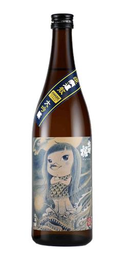 出羽桜 大吟醸酒 アマビエさま 限定品
