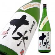 大山 特別純米 十水 (とみず) 薄にごり無濾過原酒