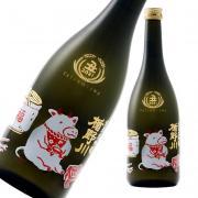楯野川 純米大吟醸 2021 丑 干支ボトル 限定品