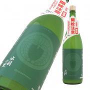 松嶺の富士 家紋ラベル 純米 出羽の里<br>にごりざけ生 限定品